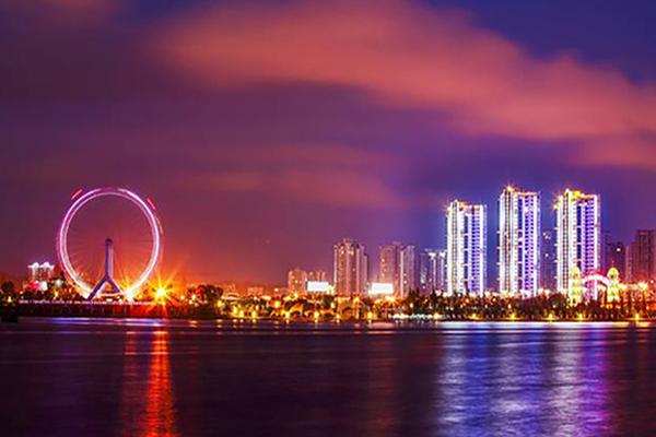 遂宁-新世界魅力城